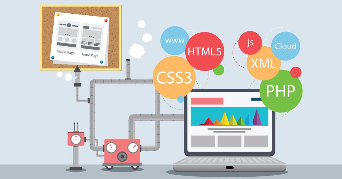 ผลงานการออกแบบ-พัฒนาเว็บไซต์